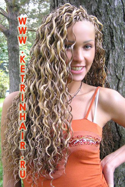 наращивание волос материалы